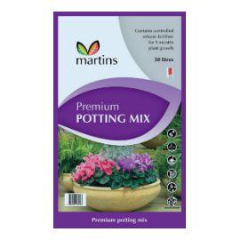 Potting Mix - Premium  (30 Litres)